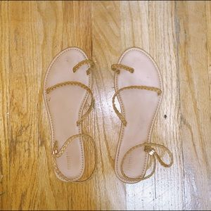 Forever 21 Shoes - Forever 21 Grecian-Style Women's Sandals, Size 9